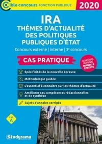 Georges Moracchini - Ira - Thèmes d'actualité des politiques publiques d'état.
