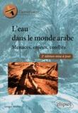 Georges Mutin - L'eau dans le monde arabe - Menaces, enjeux, conflits.