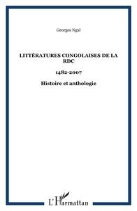 Littératures congolaises de la RDC 1482-2007 - Histoire et anthologie.pdf