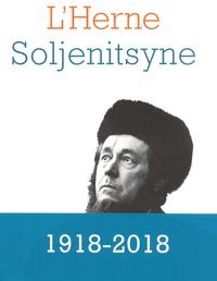 Georges Nivat et Michel Aucouturier - Alexandre Soljenitsyne.