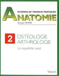 Accentsonline.fr Ostéologie, arthrologie - Le squelette axial Image