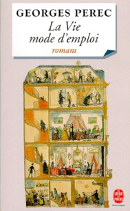 Georges Perec - La vie mode d'emploi - Romans.