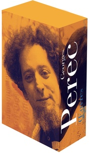 Georges Perec - Oeuvres - Tomes 1 et 2.
