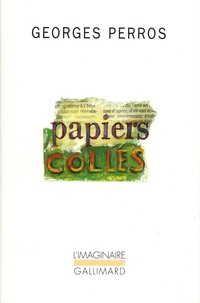 Georges Perros - PAPIERS COLLES. - Tome 3.