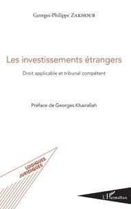 Histoiresdenlire.be Les investissements étrangers - Droit applicable et tribunal compétent Image