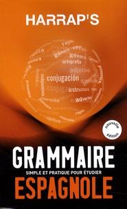 Georges Pilard - Harrap's Grammaire espagnole.