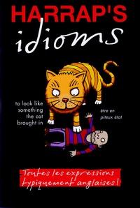 """Georges Pilard et  Collectif - Harrap's """"idioms""""."""