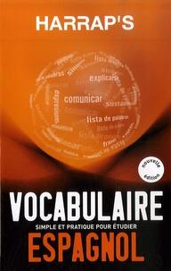 Georges Pilard - Vocabulaire espagnol.