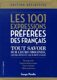 Georges Planelles - Les 1 001 expressions préférées des Français.