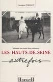 Georges Poisson - Les Hauts-de-Seine autrefois.