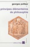 Georges Politzer - Principes élémentaires de philosophie.