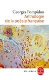 Georges Pompidou - Anthologie de la poésie française.
