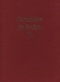 Histoiresdenlire.be Cartulaire de l'abbaye Saint-Sauveur de Redon - Tome 2 Image