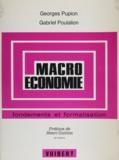 Georges Pupion - Macroéconomie - Fondements et formalisation.