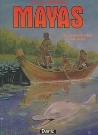 Georges Ramaïoli - Mayas Tome 4 : Le Grand-père des eaux.
