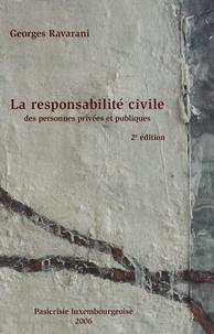 Histoiresdenlire.be La responsabilité civile des personnes privées et des personnes publiques Image