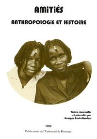 Georges Ravis-Giordani - Amitiés - Anthropologie et histoire.