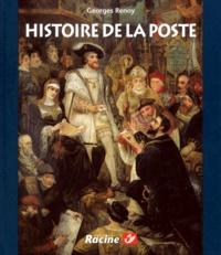 Georges Renoy - Histoire de la poste - Trait d'union universel.