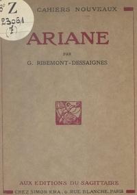 Georges Ribemont-Dessaignes - Ariane.
