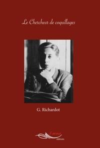 Georges Richardot - Le chercheur de coquillages.