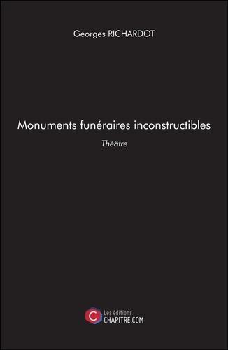 Monuments funéraires inconstructibles