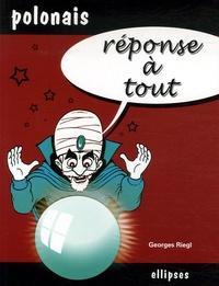 Georges Riegl - Polonais.