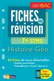 Georges Riggi - Histoire-Géo Tle STMG - Fiches de révision.