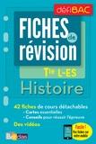 Georges Riggi - Histoire Tle L-ES - Fiches de révision.