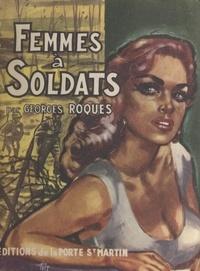 Georges Roques - Femmes à soldats.
