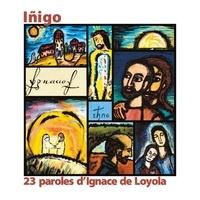 Georges Rouault - Inigo - 23 paroles d'Ignace de Loyola illustrées à la manière de Georges Rouault.