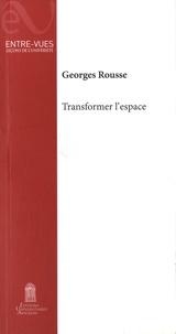Georges Rousse - Transformer l'espace.