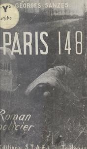 Georges Sanzès - Paris 148 K.