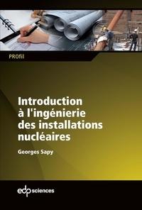 Goodtastepolice.fr Introduction à l'ingénierie des installations nucléaires Image