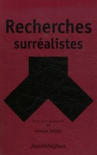 Georges Sebbag - Recherches surréalistes.