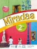 Georges Serra et Yannick Hernandez - Espagnol 2nde A2+ Miradas - Livre de l'élève.