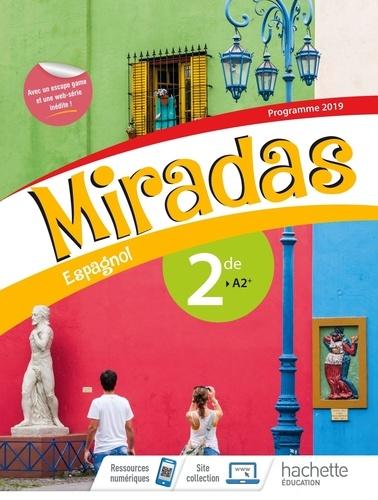Espagnol 2nde A2 Miradas Livre De L Eleve