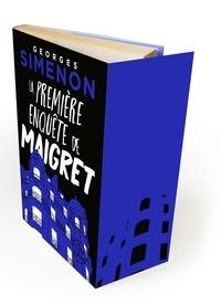 Georges Simenon - La première enquête de Maigret.