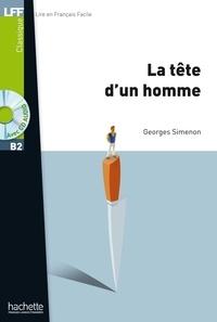 Georges Simenon - La tête d'un homme. 1 CD audio MP3