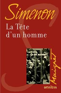 Georges Simenon - La tête d'un homme.
