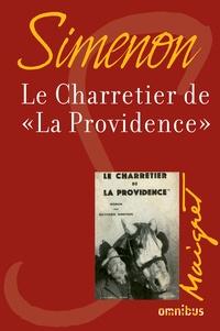 """Georges Simenon - Le charretier de """"La Providence""""."""