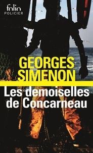 Télécharger le livre électronique pour iriver Les demoiselles de Concarneau 9782070407668 (French Edition) par Georges Simenon