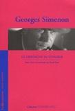 Georges Simenon et Benoît Denis - Les obsessions du voyageur.
