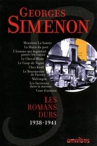 Téléchargements de livres audio gratuits du domaine public Les romans durs  - Volume 4, 1938-1941 par Georges Simenon in French 9782258192379 CHM PDB