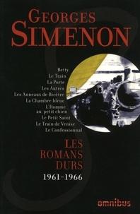 Télécharger des ebooks en pdf gratuitement Les romans durs  - Volume 11, 1961-1966 RTF en francais 9782258192447