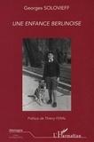 Georges Solovieff - Une enfance berlinoise.