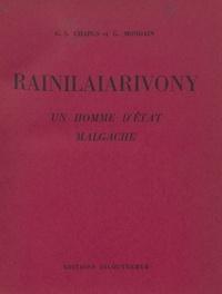 Georges-Sully Chapus et Gustave Mondain - Rainilaiarivony - Un homme d'État malgache.