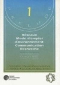 Georges Thill - Reseaux mode d'emploi environnement communication recherche.