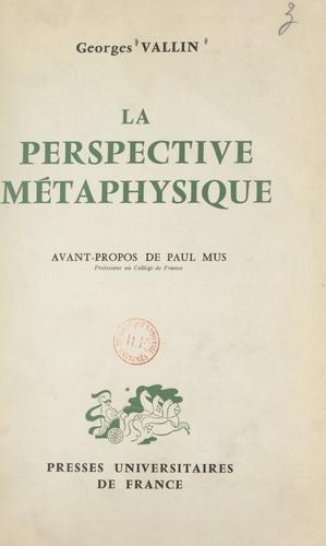 La perspective métaphysique