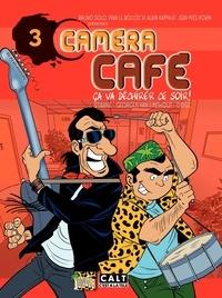 Georges Van Linthout et  Stibane - Caméra Café Tome 3 : Ca va déchirer ce soir !.