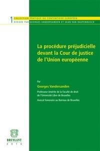 Histoiresdenlire.be La procédure préjudicielle devant la Cour de justice de l'Union européenne Image